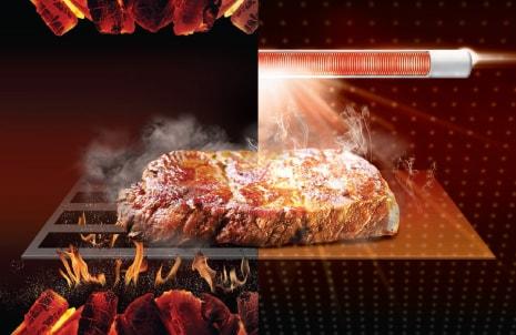 <span>Charcoal Lighting Heater™</span>