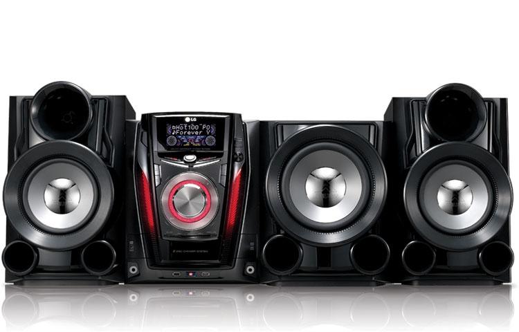 Lg Cm6520 600w Mini Hifi System Lg Za