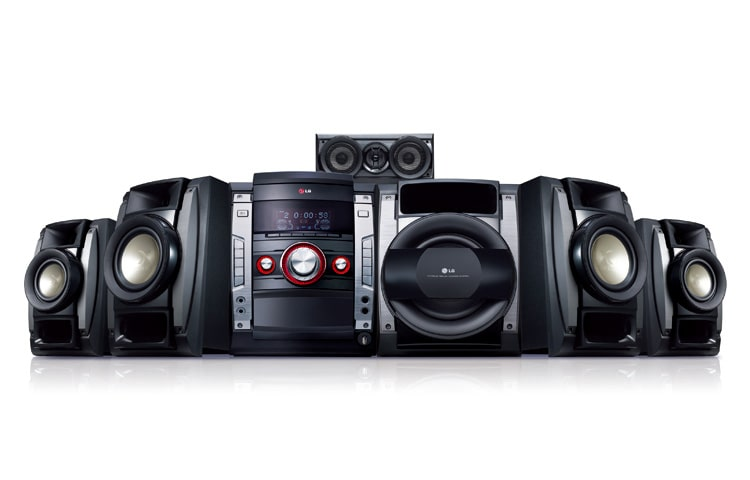Lg Dm7630 Dvd Mini Audio Powerful Sound Lg Za