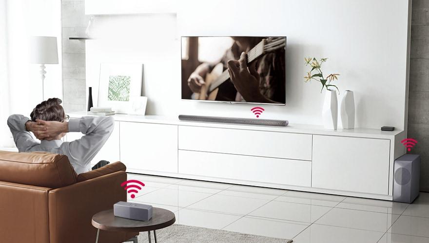 Home Cinema Mode