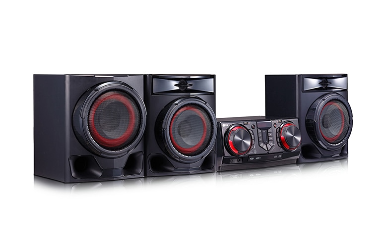 LG Home Audio CJ45 thumbnail 4