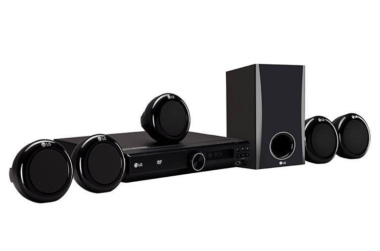 LG Home Theatre Systems DH3140S thumbnail 3