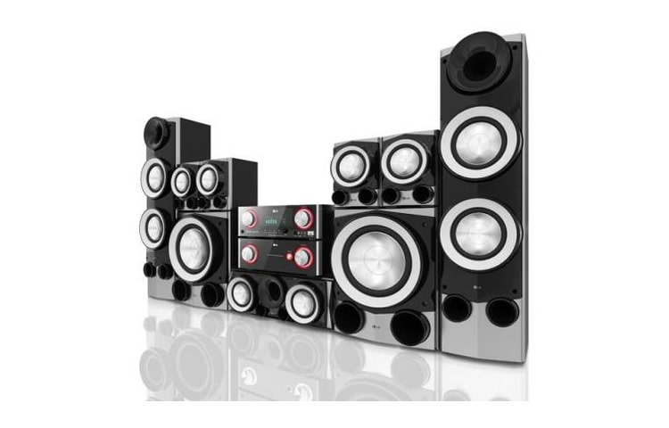 LG Home Theatre Systems ARX9000 thumbnail 1