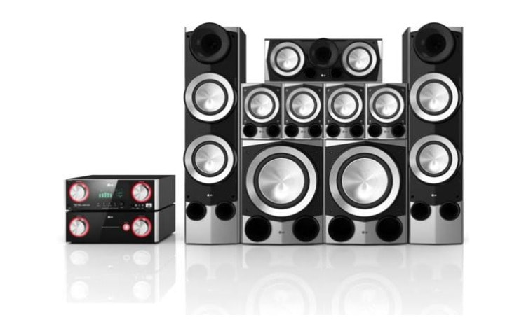 LG Home Theatre Systems ARX9000 thumbnail 2