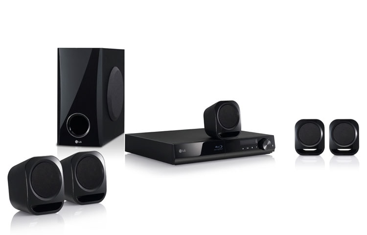 LG Home Theatre Systems BH4120S thumbnail 1