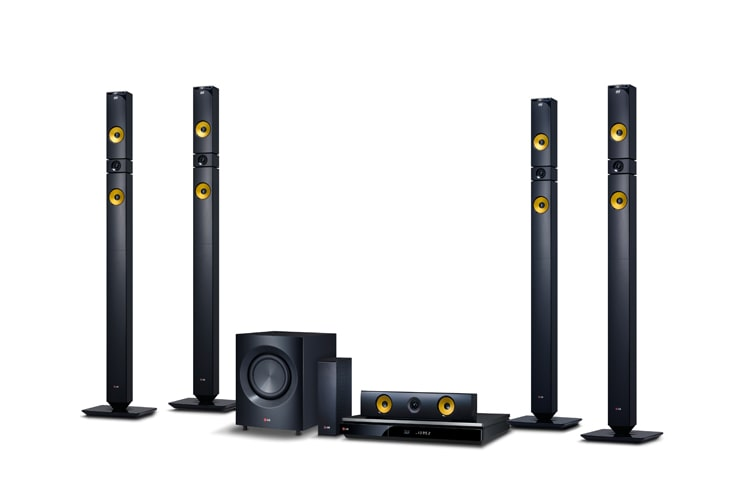 LG Home Theatre Systems BH9530TW thumbnail 2