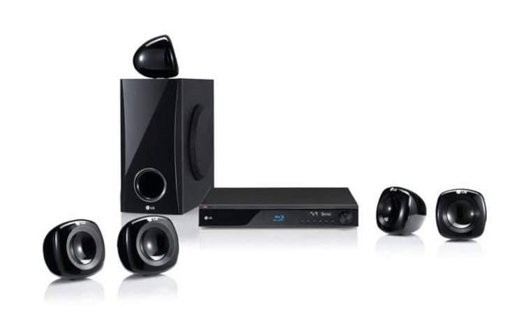 LG Home Theatre Systems HB405SU thumbnail 1