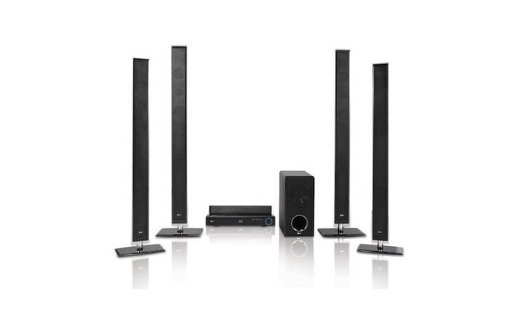 LG Home Theatre Systems HB965TXW thumbnail 1