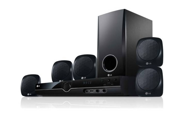Lg Ht355sd Home Theater System 300w Home Theatre System