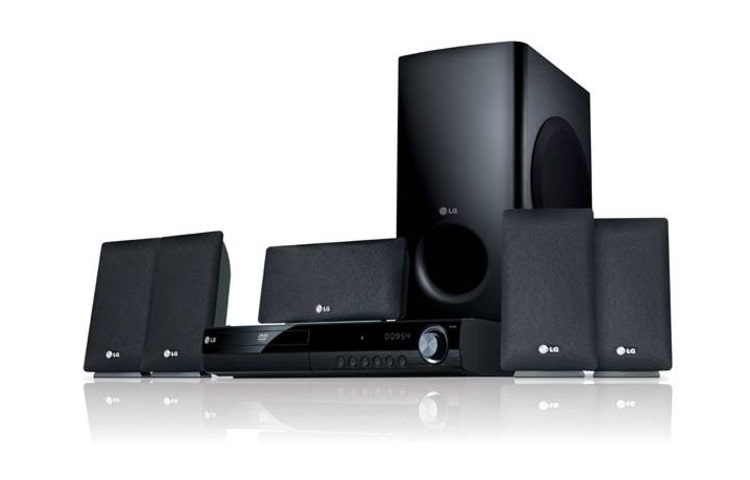 Lg Ht805sh Home Theater System 850w Home Theatre System