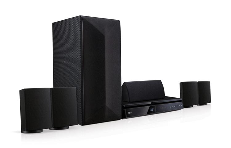 lg lhb625 fc 3d blu ray dvd home theatre system lg za. Black Bedroom Furniture Sets. Home Design Ideas