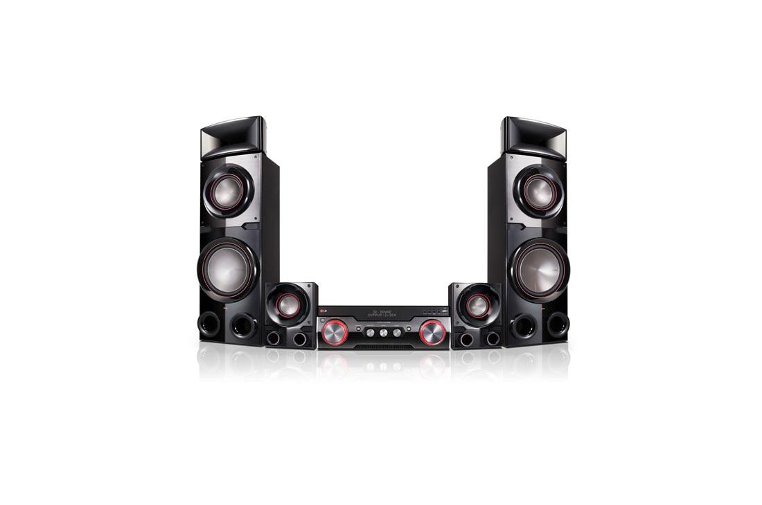 2ab45e228e0 LG 2300W AV Receiver System : ARX10 | LG South Africa