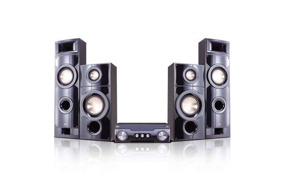 Lg Arx8 1600w 4 2ch Audio Amp Video Receiver Lg South
