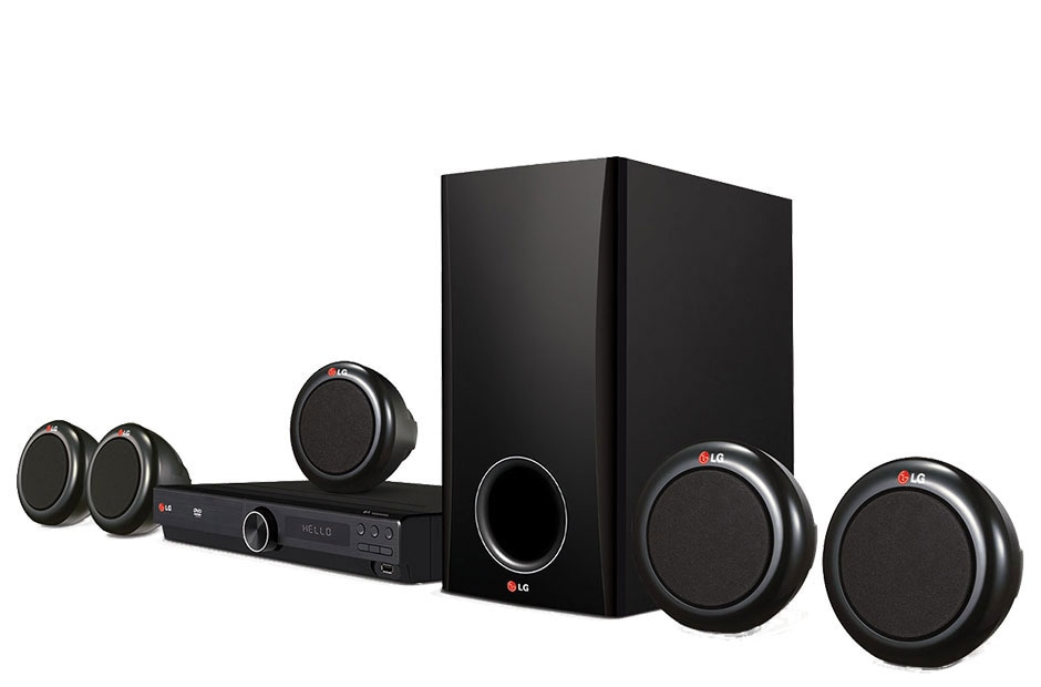 Home Theater System With Hdmi Input