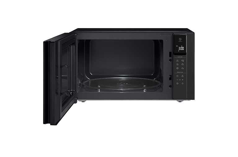42l Neochef Black Smog Microwave Oven With Smart Inverter