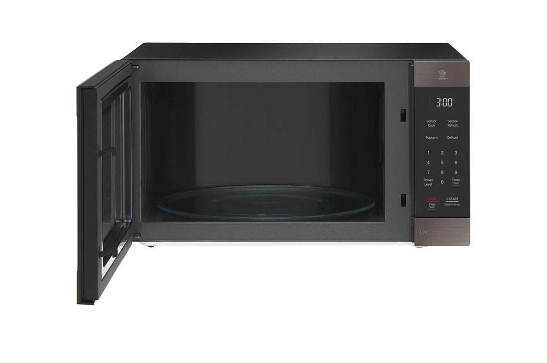 56L NeoChef Black Smog Microwave Oven: MS5696HIT| LG South Africa