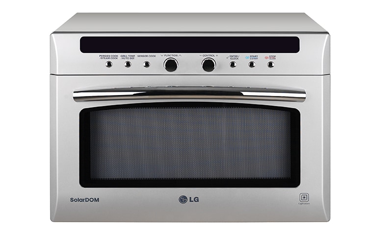 LG Microwaves MA3882PS thumbnail 1