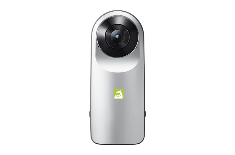 LG Mobile Phone Accessories 360 CAM With 2K Video Support thumbnail 1