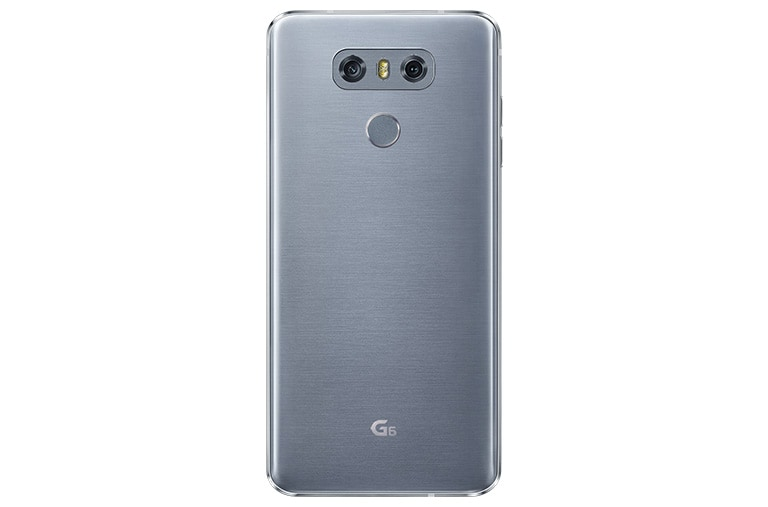 LG Mobile Phones G6 Ice-Platinum Smartphone thumbnail 2