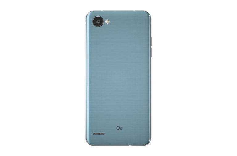 LG Mobile Phones Q6 Smartphone with Face Recognition thumbnail 2