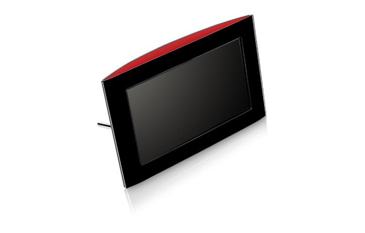 LG F8400N-PN Digital photo frame - 8 Digital Photo Frame - LG ...