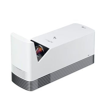 LED Projectors : Ultra Short Throw Laser Smart Home Theater Projector HF85JG1