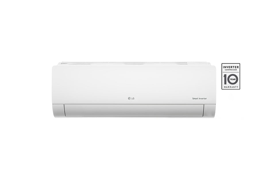 Lg Smart Inverter 9 000 Btu Wall Mounted Air Conditioner