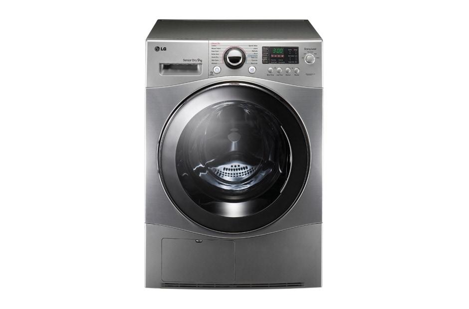LG 9kg Metallic Tumble Dryer : RC9041C3Z | LG South Africa