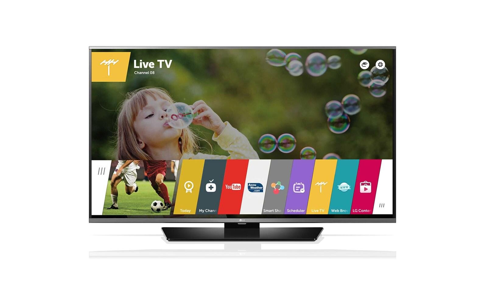 LG - 55LF630T 55 LED TV with webOS 2 0 | LG ZA