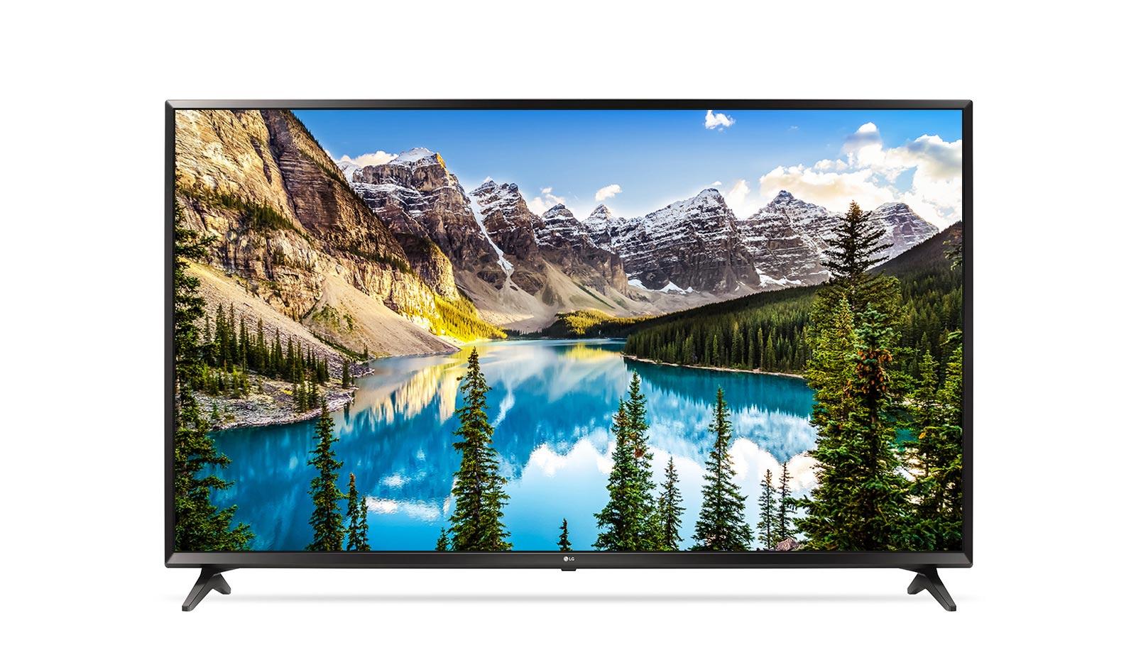 LG 55 Ultra HD 4K Smart Digital TV: 55UJ630V | LG South Africa
