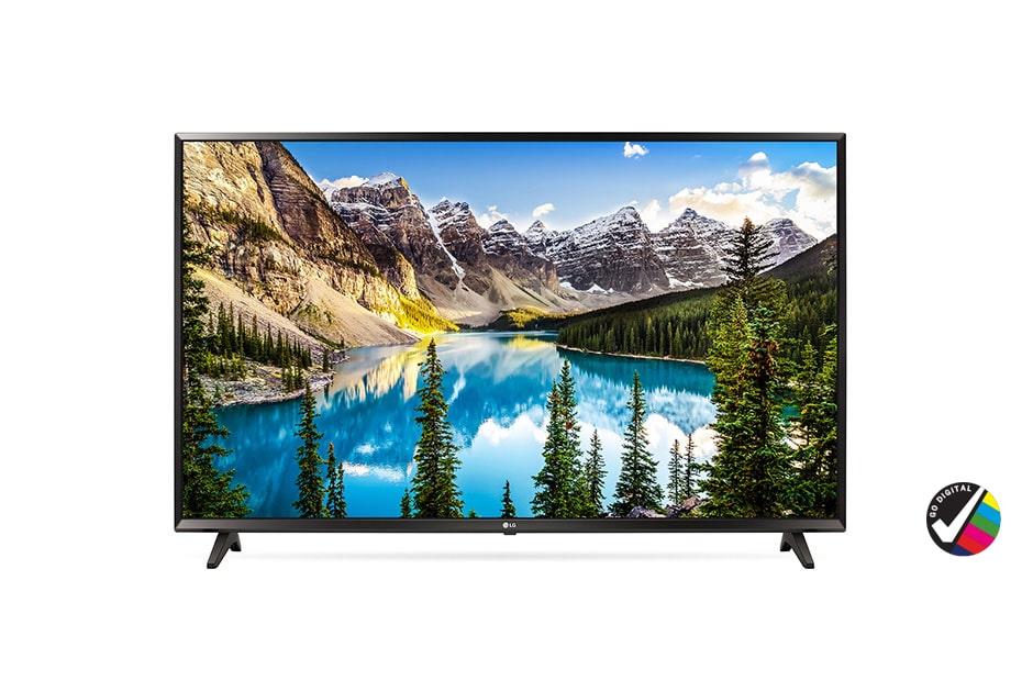 LG 43 Ultra HD 4K Smart Digital TV: 43UJ630V | LG South Africa