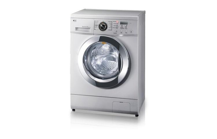lg f1222td5 washing machine 8kg direct drive washing machine lg electronics sa. Black Bedroom Furniture Sets. Home Design Ideas