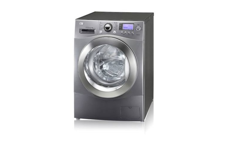 LG Washing Machines F1443KDS7 thumbnail 1