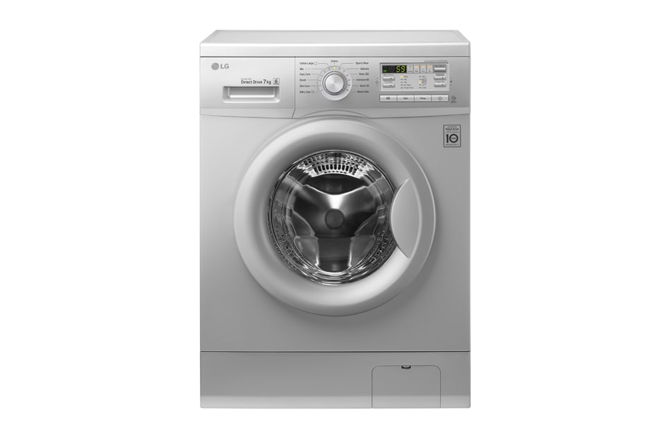 LG Washing Machines F10B8QDP5 1