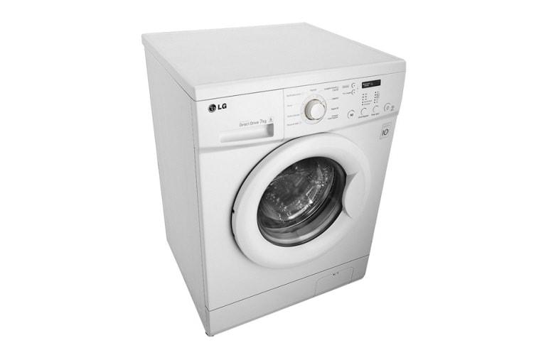 Lg 7kg Front Loader Washing Machine F10c3qdp Lg South