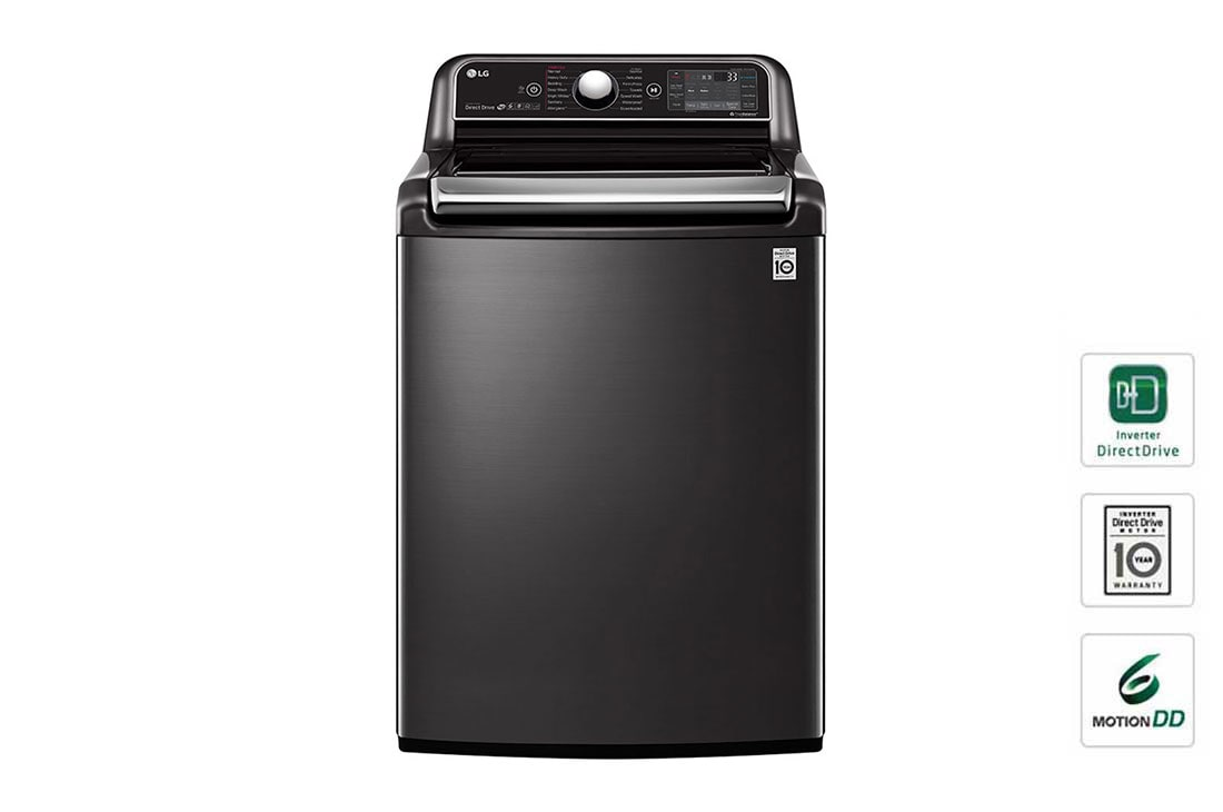 Lg 24kg Top Load Washing Machine T2472efhstl South Africa