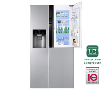 Mobili da cucina di grandi dimensioni: Mediaworld frigoriferi americani